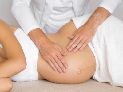 Massage για εγκύους