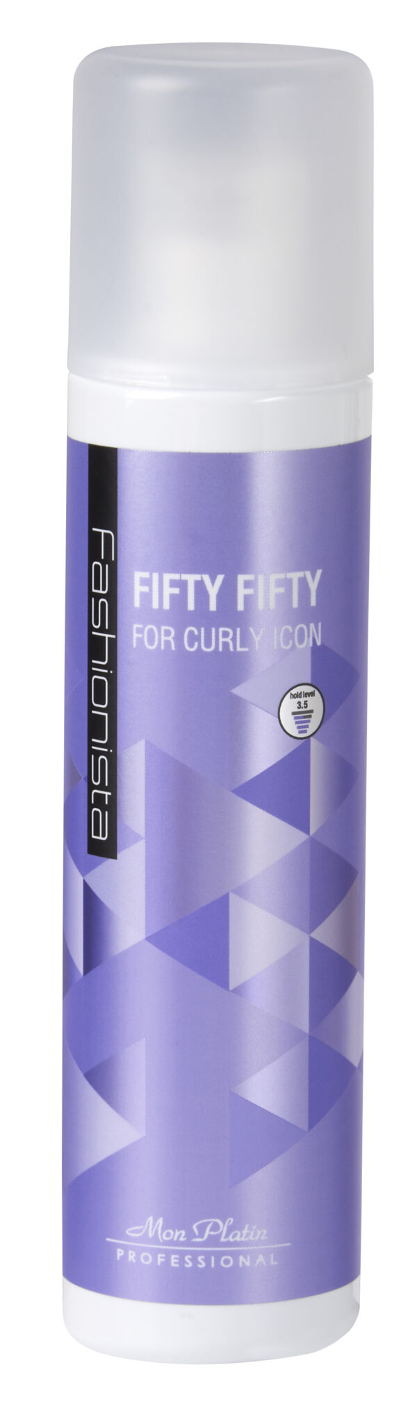 Mon Platin Fashionista Fifty/ Fifty For Curly Icon 250ml Styling