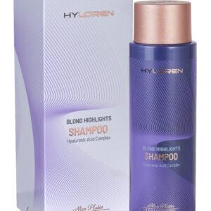Mon Platin Hyloren Blond Highlights Shampoo 500ml