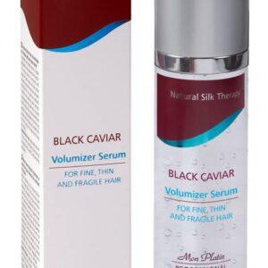 Mon Platin Black Caviar Volumizer Serum For Fine, Thin & Fragile Hair