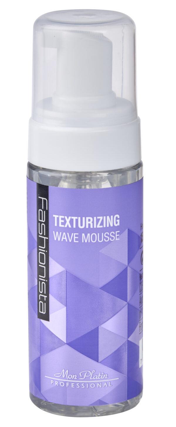 Mon Platin Fashionista Texturing Wave Mousse 150 ml