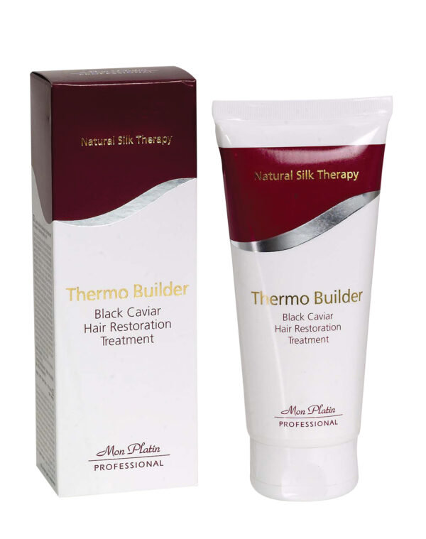 Mon Platin Thermo Builder Black Caviar Hair Restoration Treatment 200ml