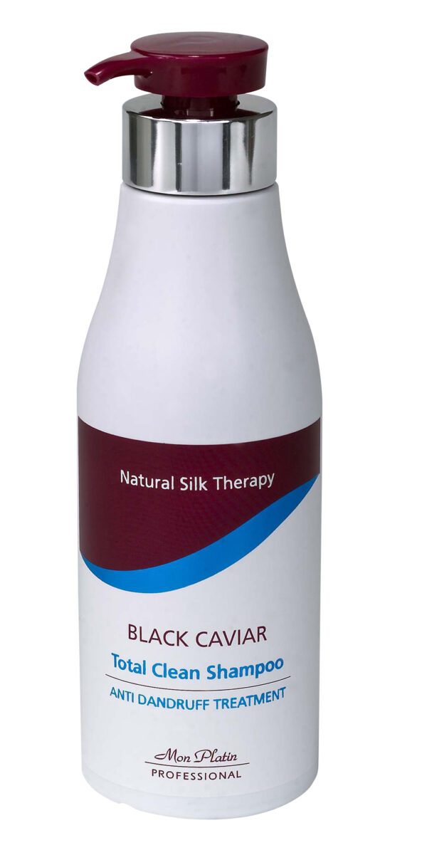Mon Platin Black Caviar Total Clean Shampoo Anti Dandruff Treatment 500ml