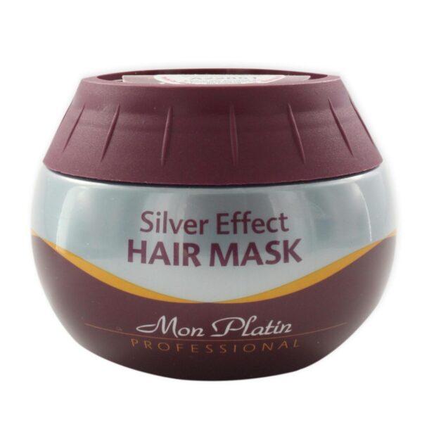 Mon Platin Silver Effect Hair Mask 300ml