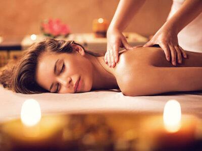 Massage πλάτης